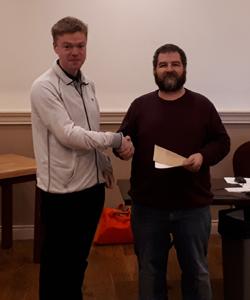 All Ireland Scrabble Tournament 2019 - Kevin McMahon