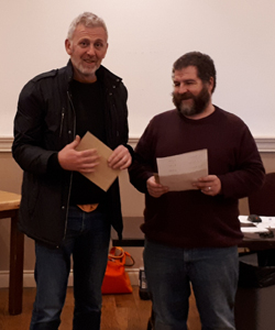 All Ireland Scrabble Tournament 2019 - Liam Donnelly