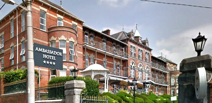 Ambassador Hotel - Cork Scrabble Tournament