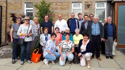2019 Dun Laoghaire Scrabble Tournament - Group Photo