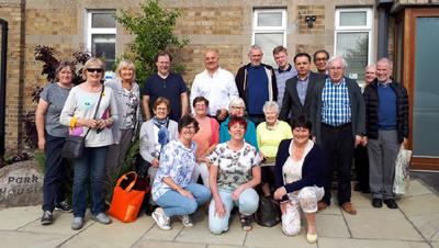 2019 Dun Laoghaire Scrabble Tournament - Group Photo